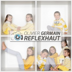 Photographie Portraits d'enfants - Studio Photo REFLEXHAUT - In the boîte !